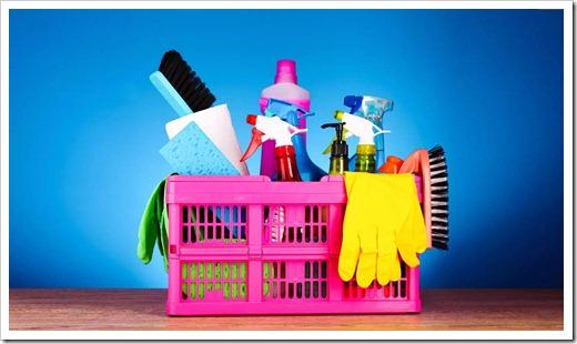 Выполнение уборки после ремонта