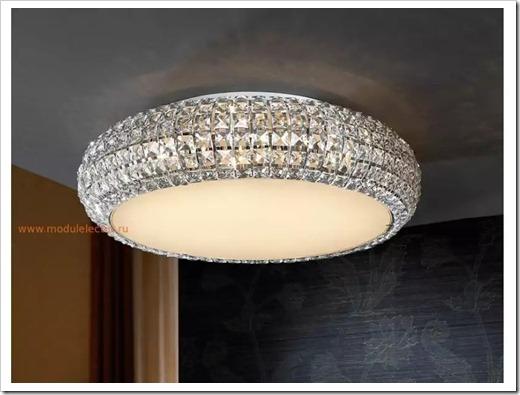 Типы крепежей для подвесных светильников