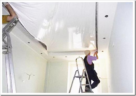 Инструменты, которые являются необходимыми для установки натяжного потолка