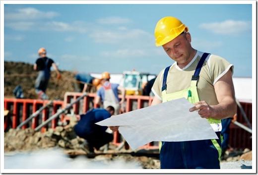 нанять опытных строителей