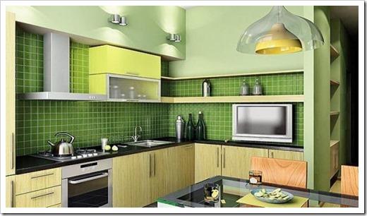 Секреты интерьера кухни