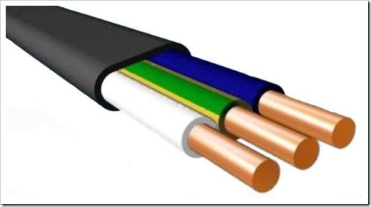 Современная цена и характеристики кабеля ВВГ