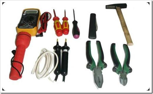 электромонтажные инструменты