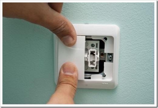 Самостоятельный монтаж выключателей и розеток в квартире