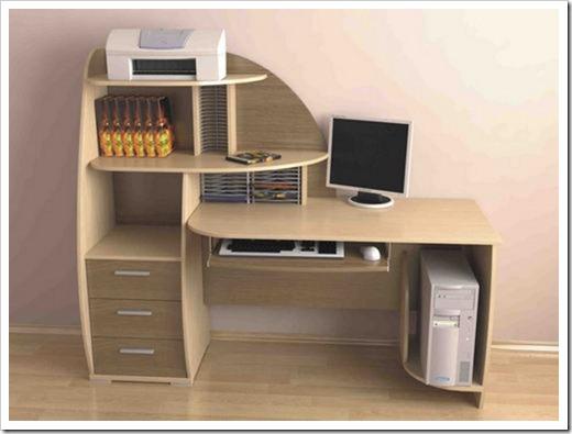 Материалы, используемые для производства компьютерных столов