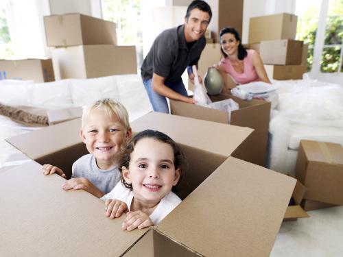 С чего начать переезд в новую квартиру