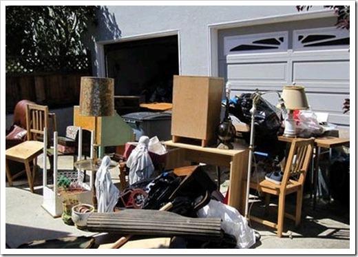 Избавление мебели – настоящая проблема