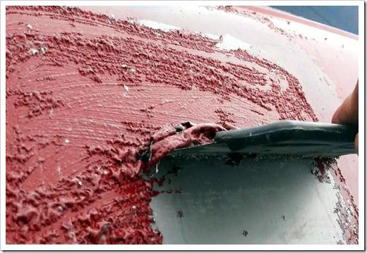 Из чего самостоятельно можно приготовить смывку краски?