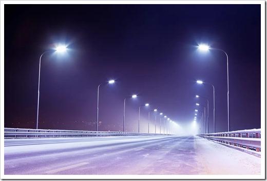 Лампы, сегодня применяемые для уличного освещения