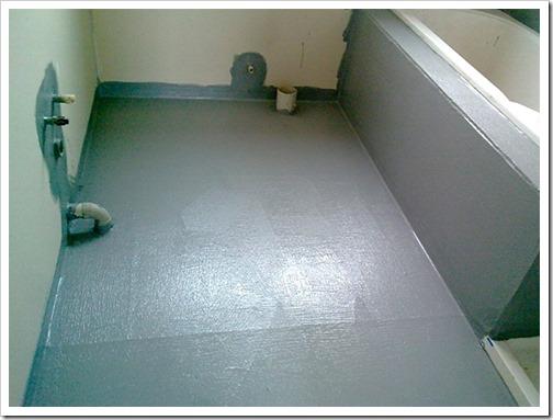 Цементно-полимерная изоляция