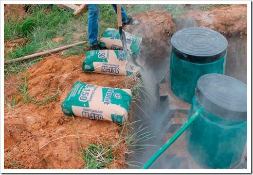 Необходимость утепления и соблюдение технологических уклонов ввода канализации