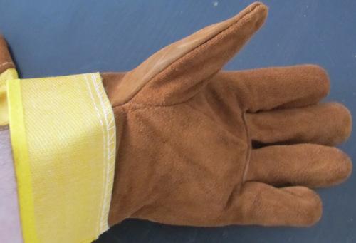Спилковые перчатки - что это такое