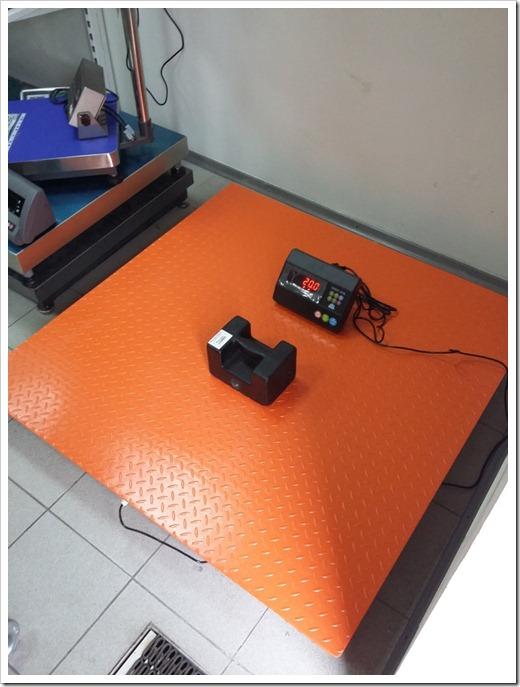 Платформенные весы: электронные против механических