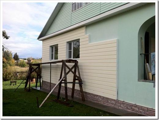 Утепление стен загородного дома: материалы и технологии