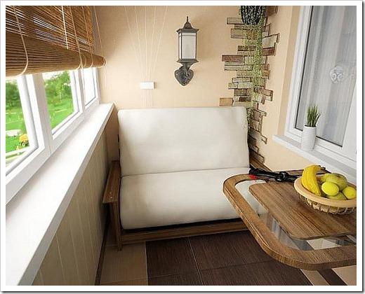Проблемы отопления балконного помещения