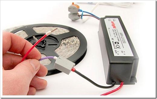 Блоки питания 12V для светодиодных лент