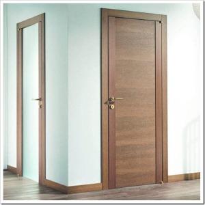 Лучший материал для межкомнатной двери