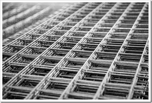 Широчайший спектр возможных применений кладочной сетки