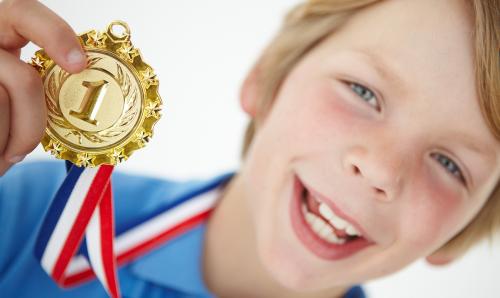 Чем можно наградить детей