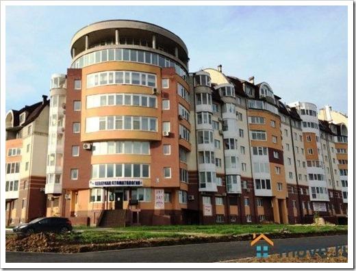 Двухкомнатная и трёхкомнатная недвижимость