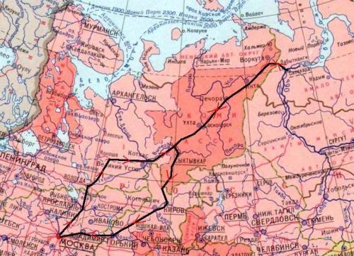 Как доставить груз из Салехарда в Москву без переплат