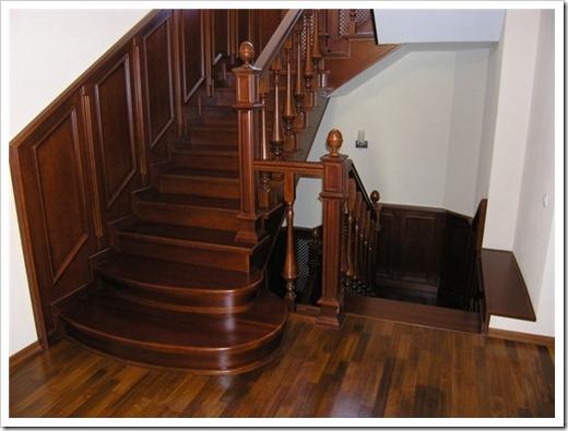 Технические аспекты лестницы