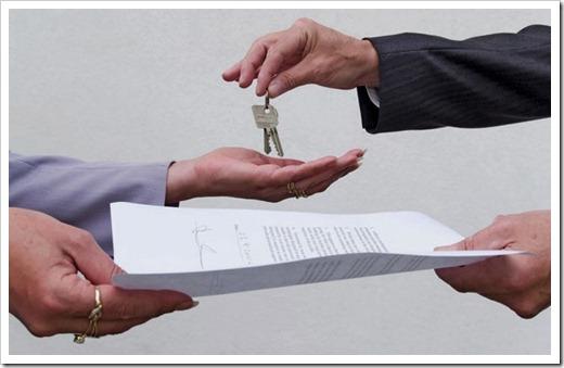 Как заключать договор аренды?