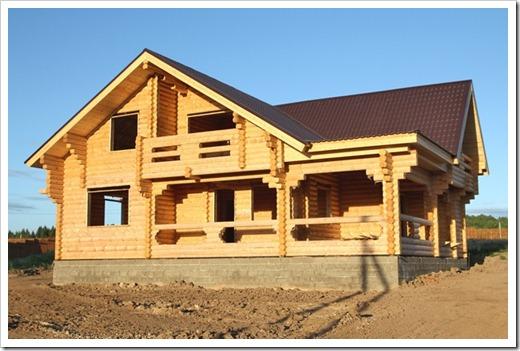 В чем преимущества брусового строительства?