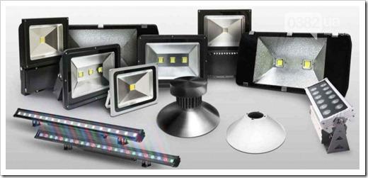 На что обращать внимание при выборе светодиодного прожектора?
