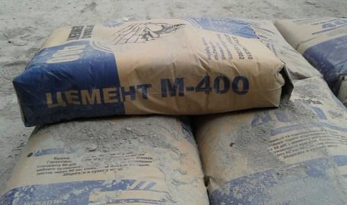 Цемент м400: технические характеристики