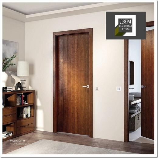 Правильный уход за межкомнатными дверями