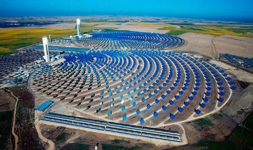 Что такое солнечная электростанция