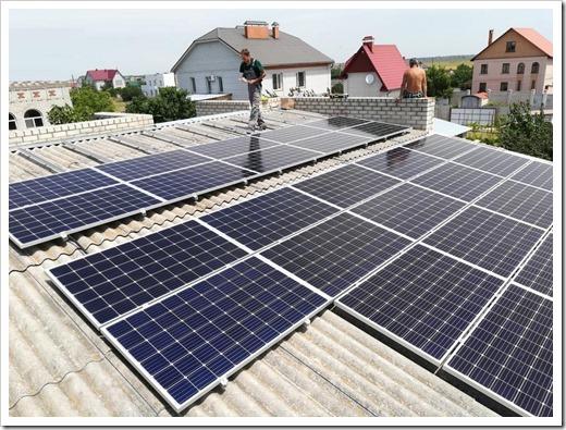 Типы и виды солнечных батарей