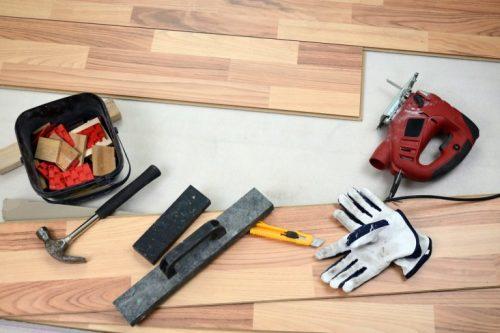 Какие инструменты нужны для укладки ламината