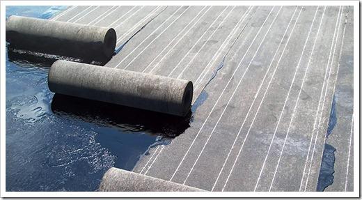 Битумная гидроизоляция: один из главных строительных материалов