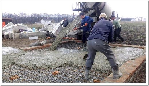 Особенности бетона М200