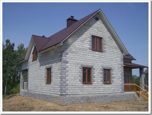 Основные этапы возведения жилых построек из пеноблока
