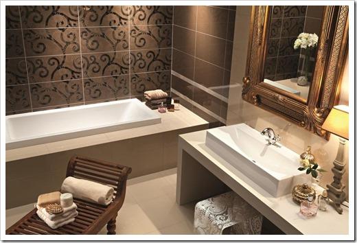 Стоимость плитки для ванной комнаты