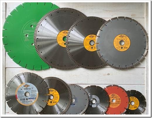 Покупка алмазных дисков