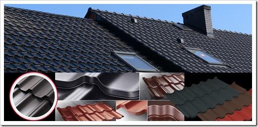 Современная металлочерепица: качество и высокий ресурс