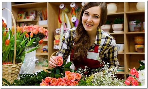 Флорист – это не хобби, а официальная профессия