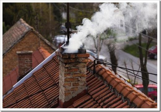 Сложность восстановления керамического дымохода