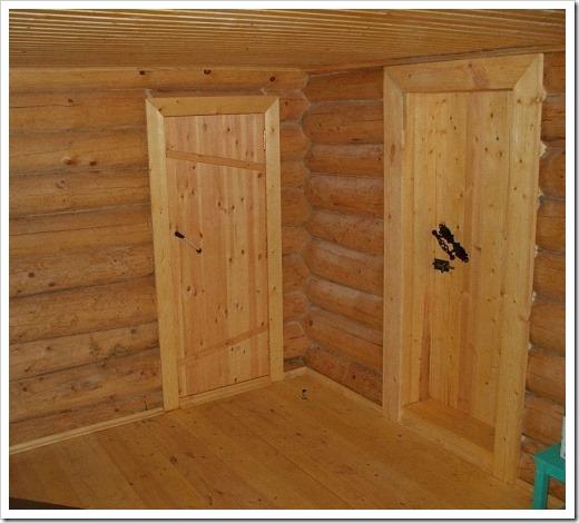 Требования, которым должны соответствовать двери для бани, сауны