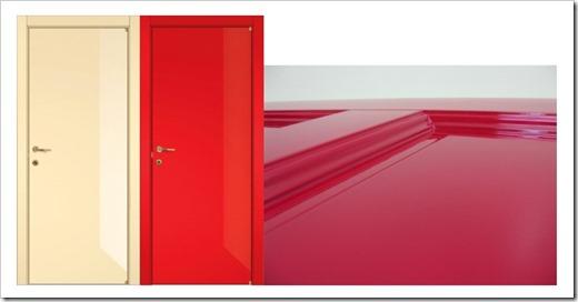 Варианты использования МДФ в производстве дверей
