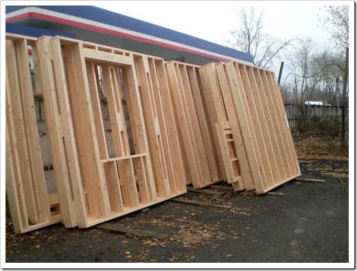 Каркасно-панельные дома и дома из SIP-панелей
