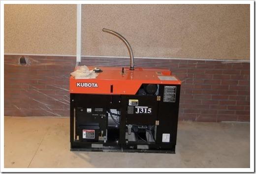 Технические превосходства генераторов Kubota над конкурентами