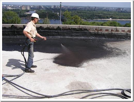 Подготовительный этап перед восстановлением гидроизоляции