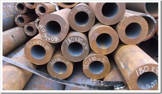 Классификация труб по толщине стенки