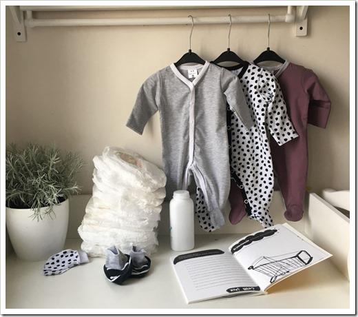 подбираем гардероб для малыша