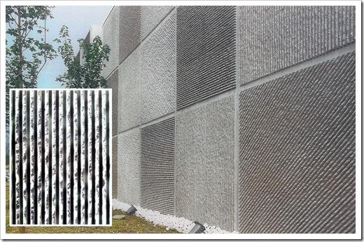 Декоративные бетонные панели